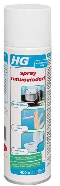 remove odors spray