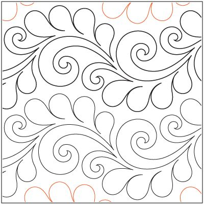 "A single row is 7.5"" wide – printed with two rows – 144"" long     © 2014  Patricia E. Ritter & Valerie Smith * This design is available in both paper and digital.  Please select your preference below. NOTE:   All digital designs include the following conversions:  CQP, DXF, HQF, IQP, MQR, PAT, QLI, SSD, TXT, WMF and 4QB or PLT. Most designs also include a DWF, GIF and PDF. This pattern was converted by Digitech."