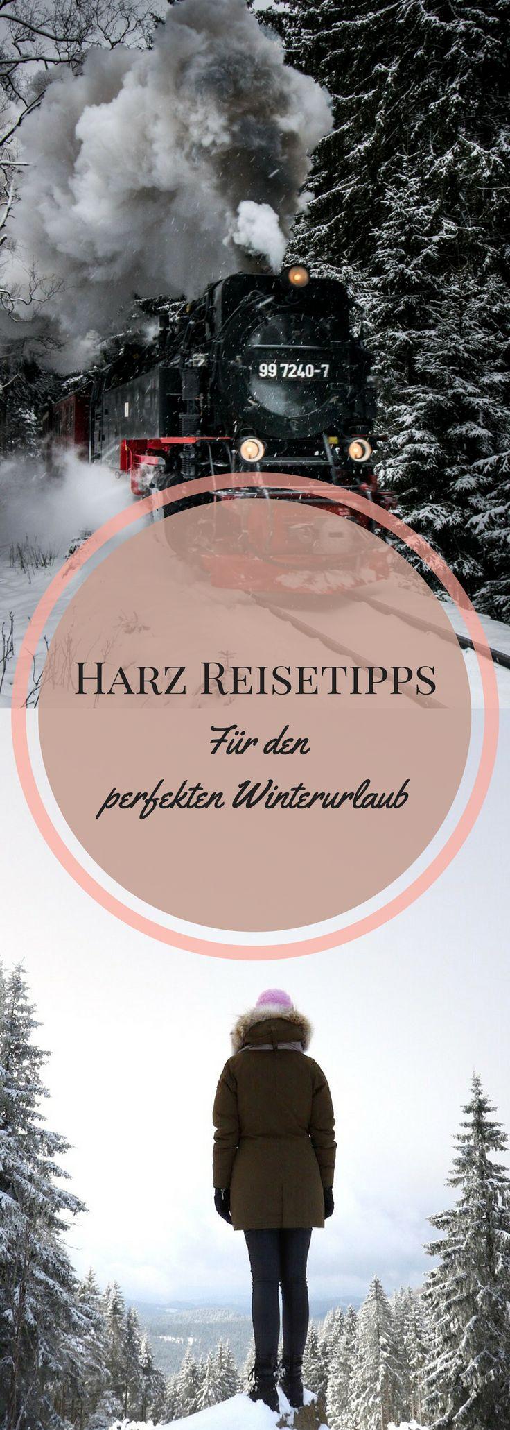 Harz Reisetipps für den perfekten Winterurlaub.