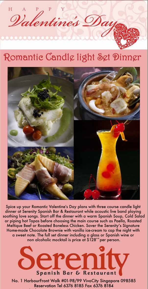 valentines day recipes day promotions inject a little spanish heat this restaurant - Valentine Day Restaurant Promotions
