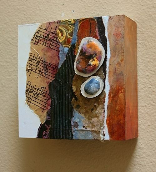 Carol Nelson - Work Zoom: Singing Stones, 081616