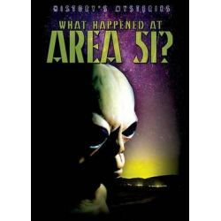 What Happened At Area 51?, History's Mysteries By Barbara M Linde, 9781482421033., Mind, Body, Spirit 蛇