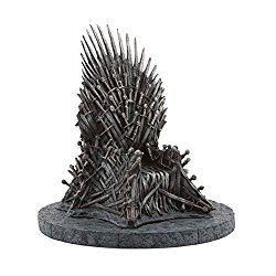"""*HOT ITEM* 7"""" Iron Throne replica Game of Thrones"""