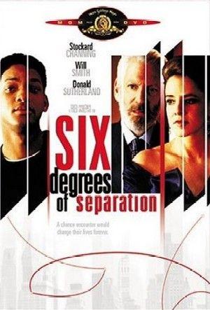 """""""Six degrés de séparation"""" réalisé par Fred Schepisi en 1993. #lecineclubdebomontage"""