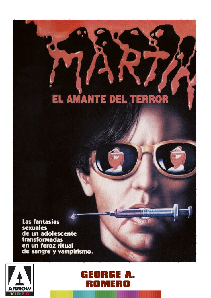 Martin (1977) horror movie poster
