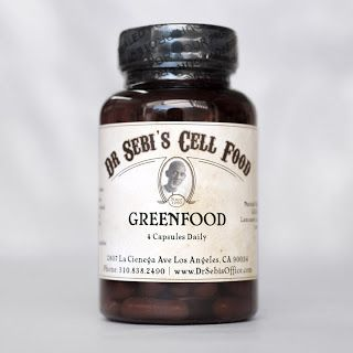 Review of Dr. Sebi's Green Food Plus and ingredients.
