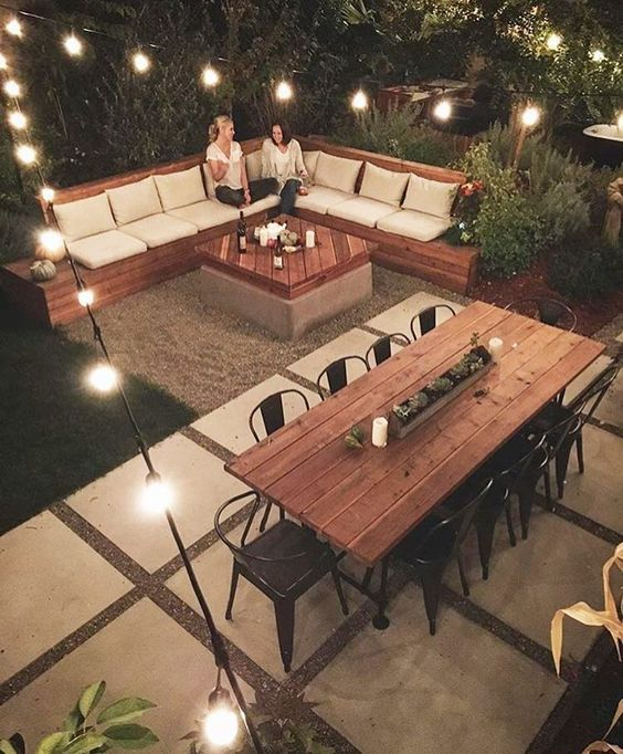 Simple Backyard Patio Ideas Full Size Of Patio8 Patio Ideas Cement 1000  Images About Cement On. Inexpensive ...
