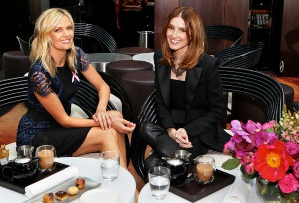 DATE WITH KATE: SARAH MURDOCH  Sarah Murdoch is one of Australia's most recognisable faces. As a supermodel-turned-television presenter, the 41-year-old has shifted her focus to philanthropy as patron of the National Breast Cancer Foundation Australia. I talked to the mum of three about juggling family life, the new season of Australia's Next Top Model (ANTM) and whether she will return to television. Read more at http://katewaterhouse.com/date-with-kate-sarah-murdoch/