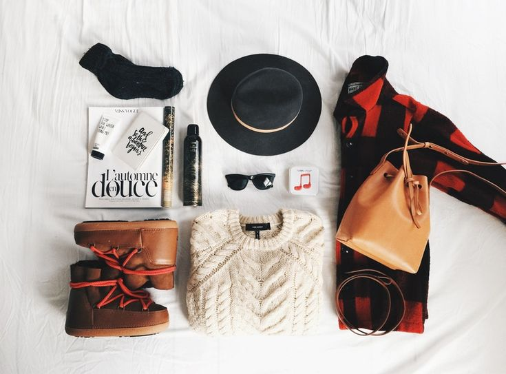 WHAT TO PACK: WINTER HOLIDAY EDITION - Mija | Creators of Desire - Fashion trends and style inspiration by leading fashion bloggers