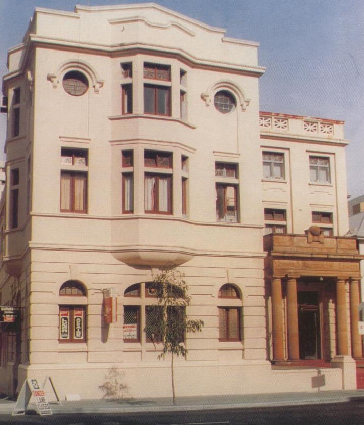 The Y.A.L. headquarters building is located at 45 Murray Street, Perth. This iconic heritage-listed building was constructed in 1924