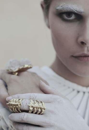 BJORG Jewellery 2011 Lookbook