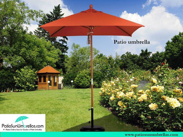Best 25+ Large Patio Umbrellas Ideas On Pinterest