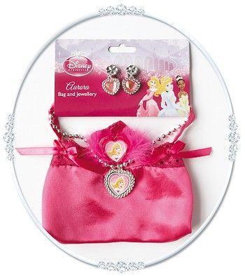 Prinsessa Ruusunen setti lapsille  Lisensoitu Walt Disney Prinsessa Ruusunen setti lapsille. #naamiaismaailma