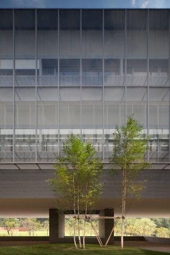 AMOREPACIFIC Research & Design Center - Alvaro Siza - Carlos Castanheira - Kim Jong Kyu