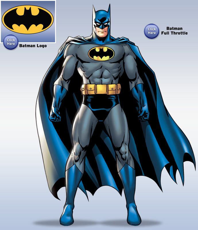 Batman Batman Cartoon Batman Superhero