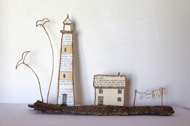Epistyle: La maison du phare