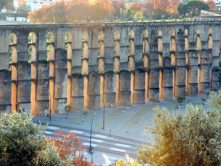 Aqueduto da Amoreira - Elvas - PORTUGAL
