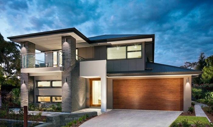 Masterton home designs villina jazz rhs facade visit for Masterton home designs