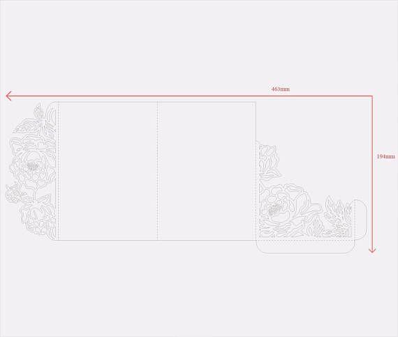 The 25+ best Pocket envelopes ideas on Pinterest Modern wedding - sample 5x7 envelope template