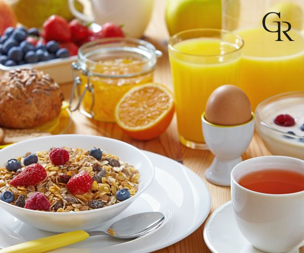 Gün boyu kendini zinde ve mutlu hissetmenin sırrı harika bir sabah kahvaltısı.