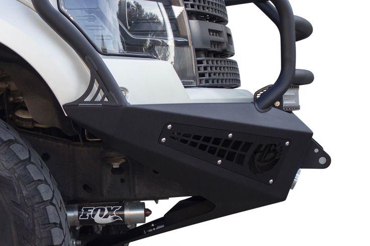 Buy 2010-2014 Ford Raptor Front Bumper - HoneyBadger Rancher