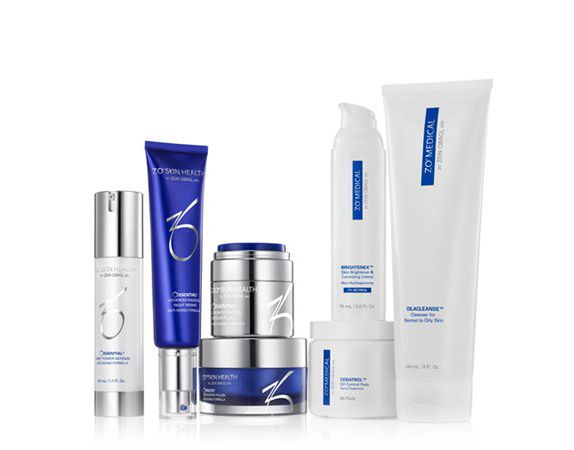 We are now offering Zo Skin Health products! ZO products bridge the gap between therapeutic treatments and daily care, allowing patients to experience continuously healthy skin regardless of their age, ethnicity or unique skin condition.  Invest in your skin health today!
