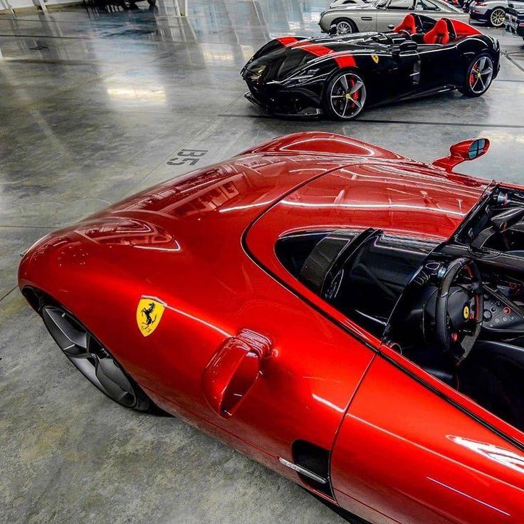 772 Likes, 7 Comments Ferrari Monza SP1 & SP2 (only