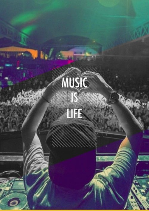 Music is Life! #iLuv #iLuvEDM #music