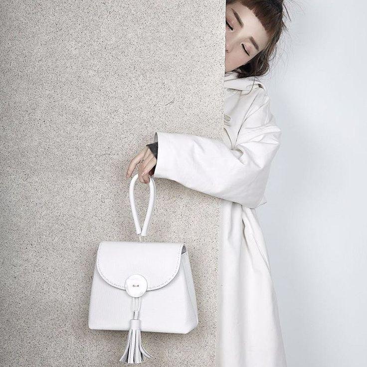 中国のデザイナー「guliang」のハンドバッグ
