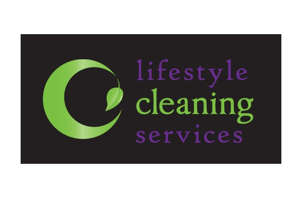 Lifestyle Cleaning Services Logo Design