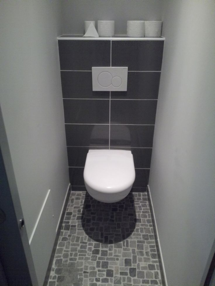 17 best images about wc on pinterest coins satin and places - Carrelage pour wc ...
