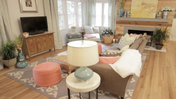 Property Brothers | W Network. Really soft and pretty. Season 3 Episode 5. Sarah and Mari.