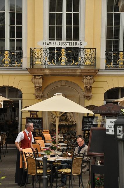 Such fun, unique European city centers Dresden-Altstadt, Germany