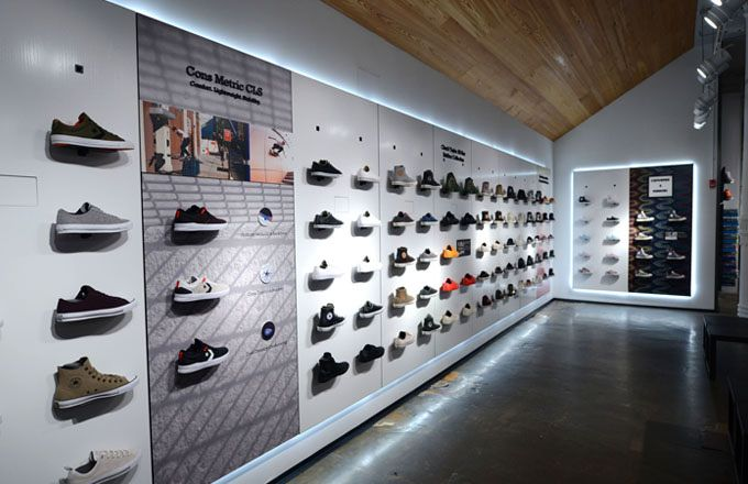Converse Just Opened Its Biggest Store in the World in 2020