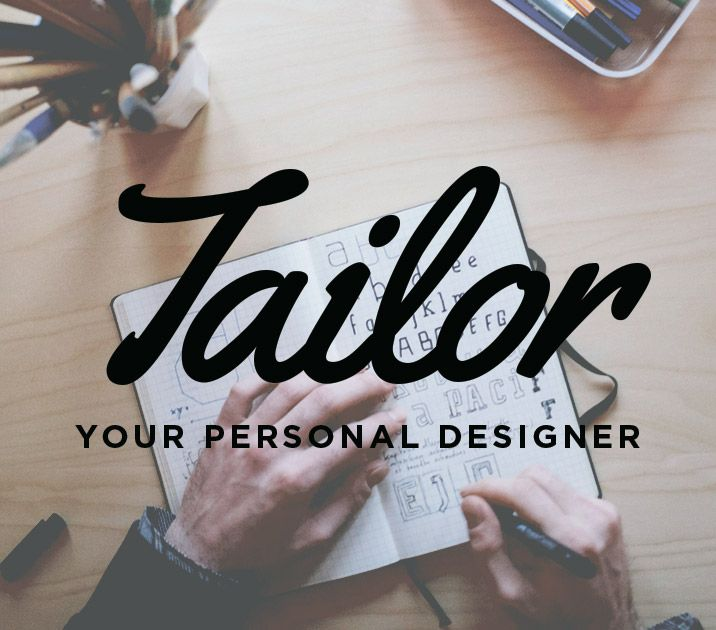 Awesome concept... Beta website works great.   Tailor Brands | Personally Tailored Logo & Brand Design