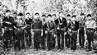 Viet Cong soldiers from D 445 Battalion. The Americans and their ...