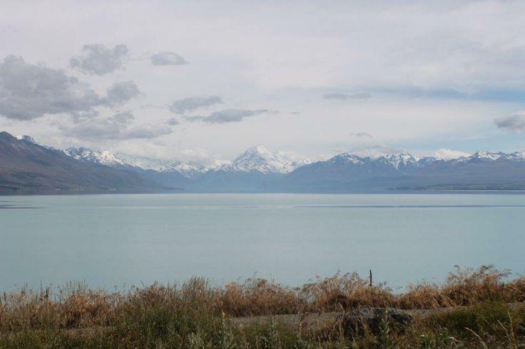 Mt Cook and Lake Pukaki