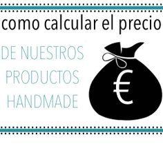 Como calcular el precio de tus productos. Sencillo y con excel de regalo