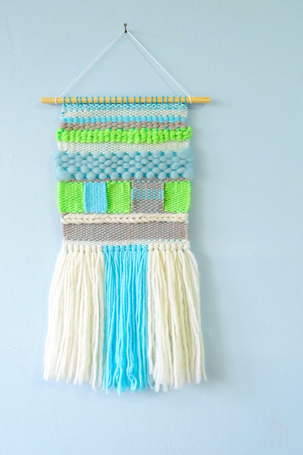 Small Woven Wall Hangings on Behance