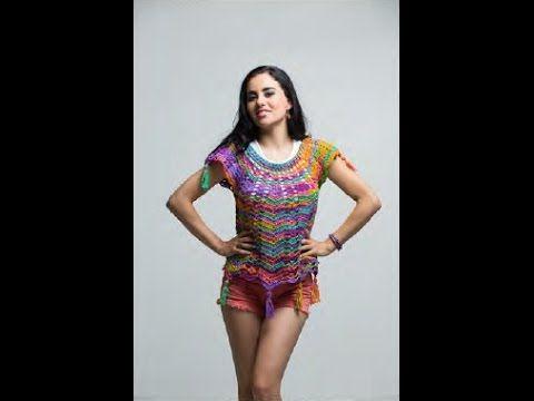 canal de youtu por tejidos olga huaman 7 marisa paz vidéos a crochet