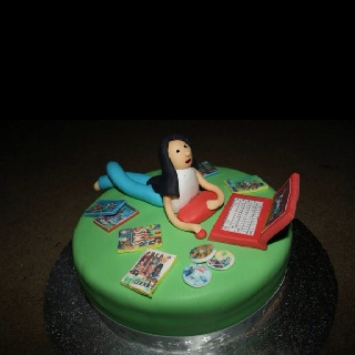 The Sims Themed Birthday Cake Themed Birthday Cakes Birthday Sims