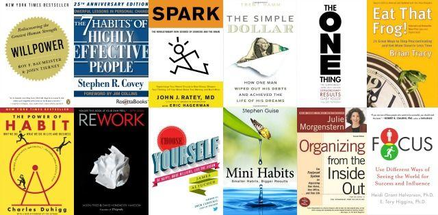 175+ Top Self-Help Books