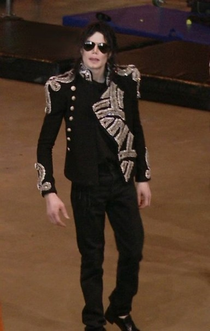 This Is It rehearsals :( Michael Jackson