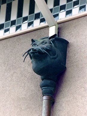 126 Best Downspouts And Rain Gutters Images On Pinterest