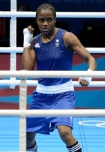 Nicola Adams is a home-grown hero, having made Olympic history by becoming the first Team GB gold medalist in women's boxing. 2012 was the first year the sport was represented in the Olympic Games, and 29-year-old Nicola from Leeds brought home the glory in the flyweight final. An inspiration to women in sport everywhere!