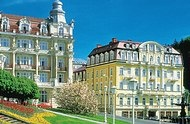 Health Spa Resort Hvězda Marienbad 4* CZECH REPUBLIC-This place was so beautiful and vintage