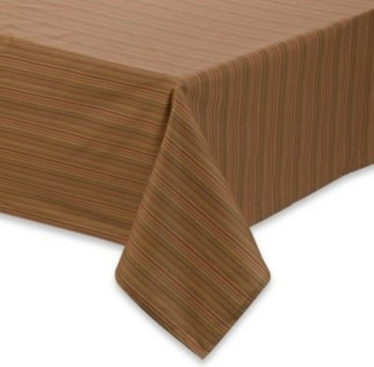Tuscan Character Laminated Fabric Tablecloth contemporary-tablecloths