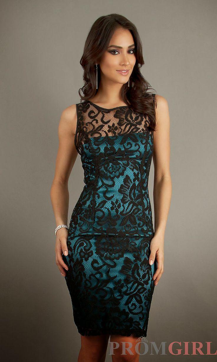 Maravillosos Vestidos de Fiesta con Encaje - Colección 2014