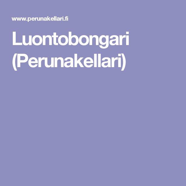 Luontobongari (Perunakellari)