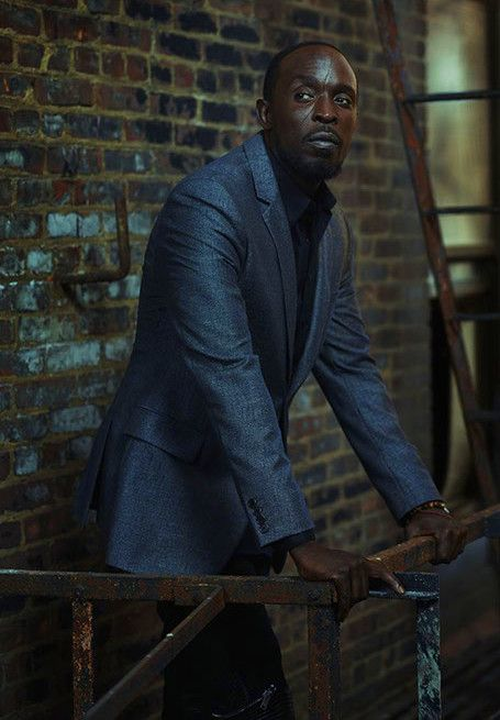www.behance.net Michael K. Williams, Actor and ambassador for ending mass incarceration